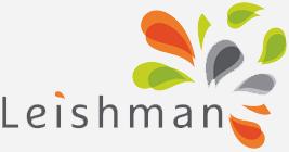 leishman logo